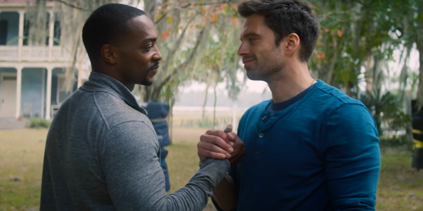 New 'Falcon & the Winter Soldier' Teaser Previews a Different Kind of Marvel Team