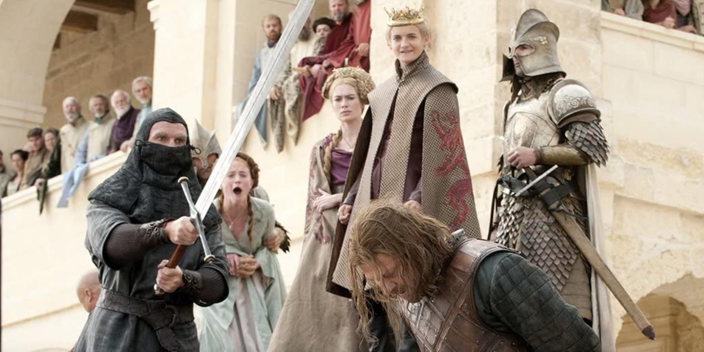 'Game of Thrones' Alum Sean Bean revisita a cena da morte chocante de Ned Stark 10 anos depois 1
