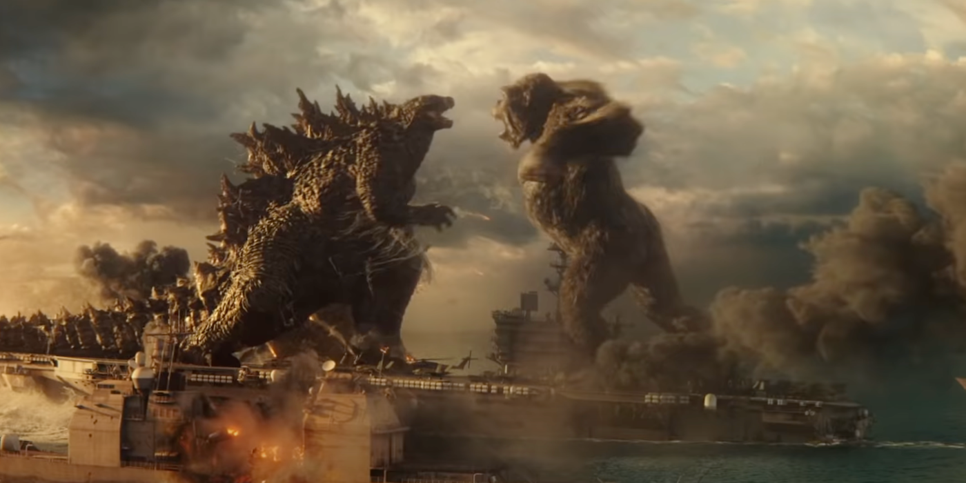 Godzilla vs. Kong, Space Jam 2 First Footage Revealed