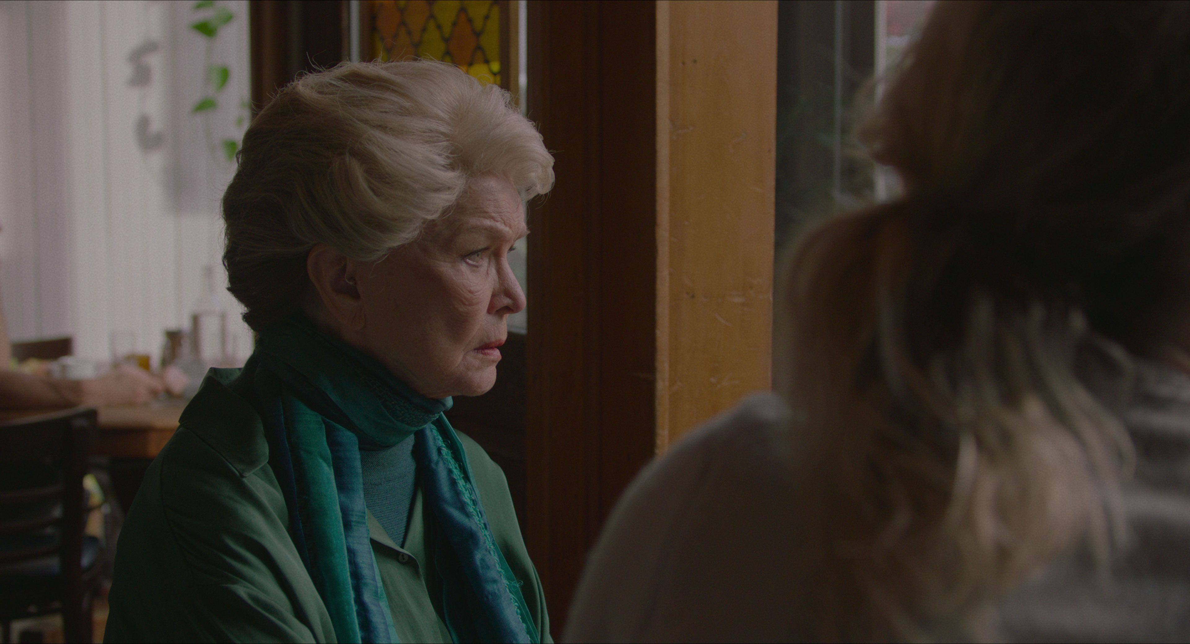 Ellen Burstyn on Reuniting With Martin Scorsese on Pieces of a Woman