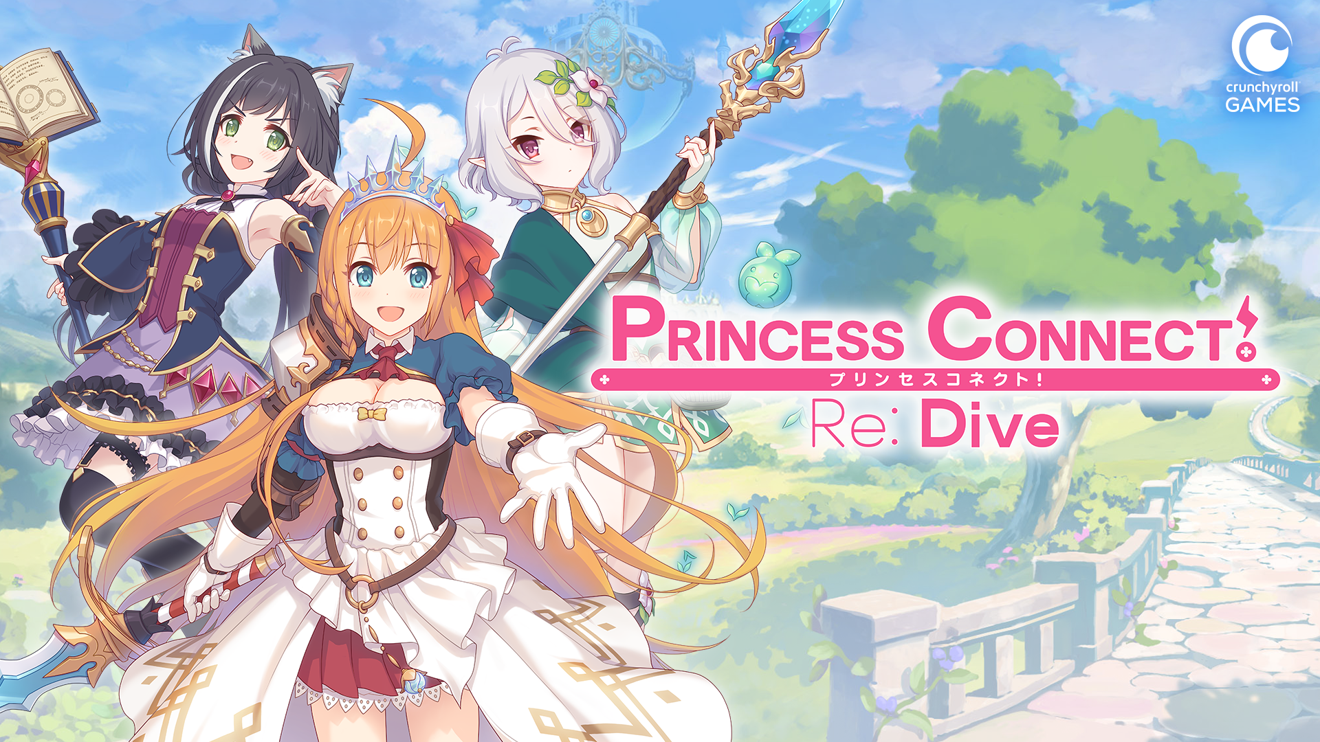 Princess Connect! Re: Dive Release Date and Gacha Game Review
