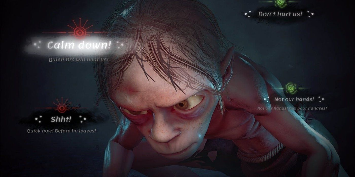 Our Precious 'Lord of the Rings: Gollum' Stealth Video Game Just Got Delayed a Year