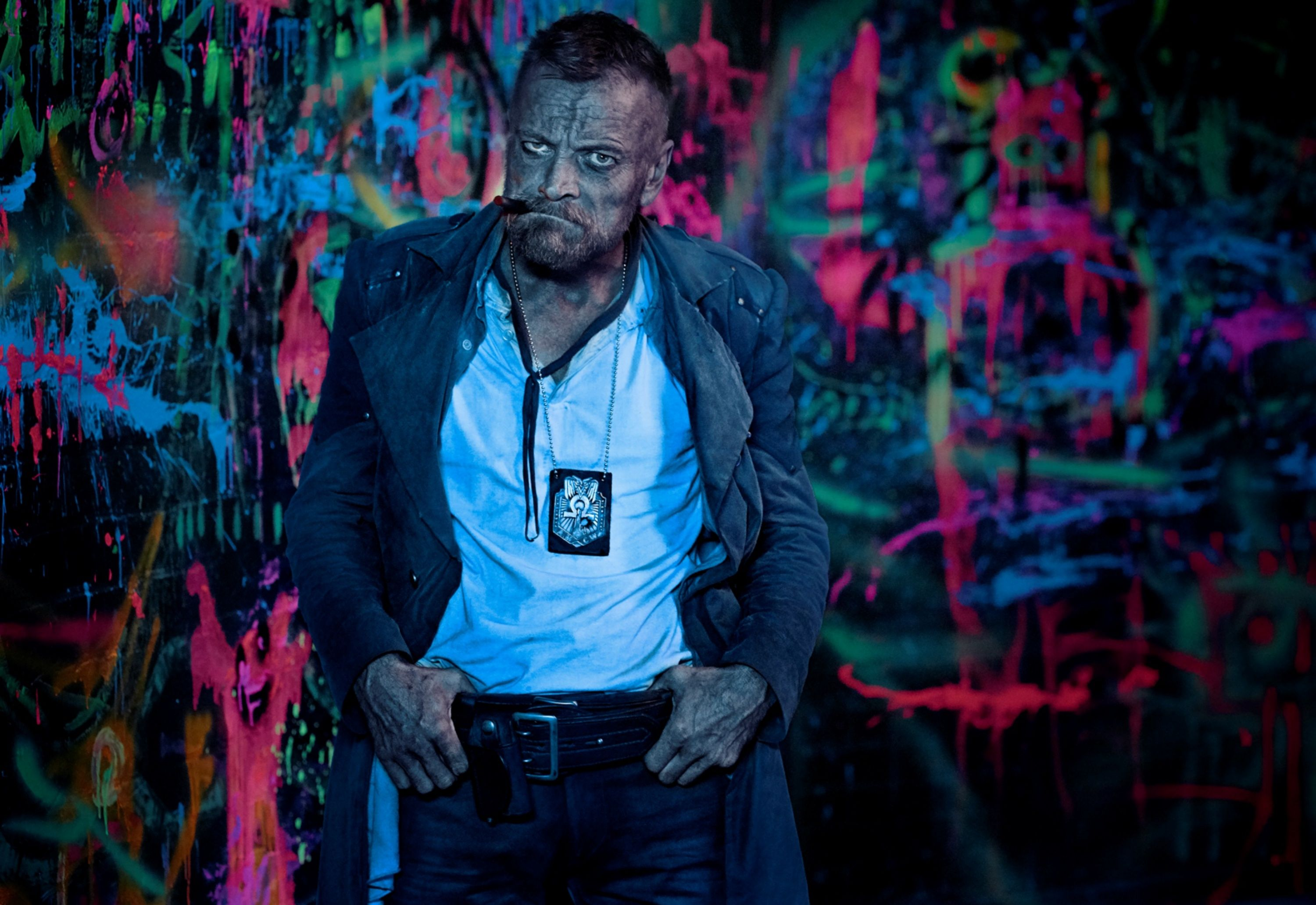 The Watch: Richard Dormer on Playing Sam Vines in BBC America Drama