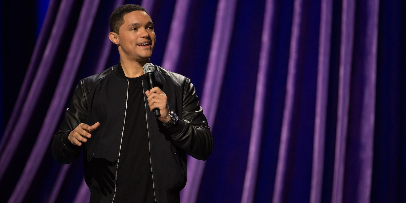 Trevor Noah Prepping Animated Movie with Black-ish Writer