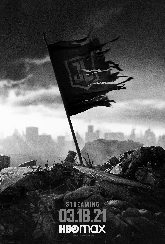 Trailer de 'Liga da Justiça de Zack Snyder' revela os olhos laser do Superman de Henry Cavill 1
