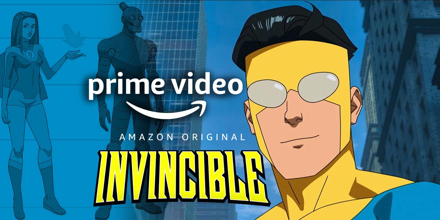 Invincible Trailer: Amazon's Animated Superhero Series Looks Super-Bloody