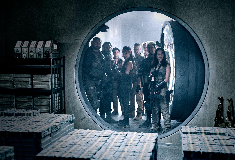 Filme de Zack Snyder sobre zumbis na Netflix 'Army of the Dead' tem data de lançamento e pôster 1