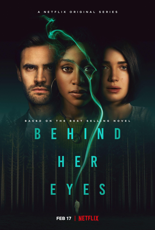 Resultado de imagen para behind her eyes netflix poster