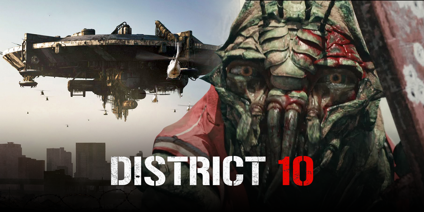 District 10 Update: Neill Blomkamp Says They're Writing the Script