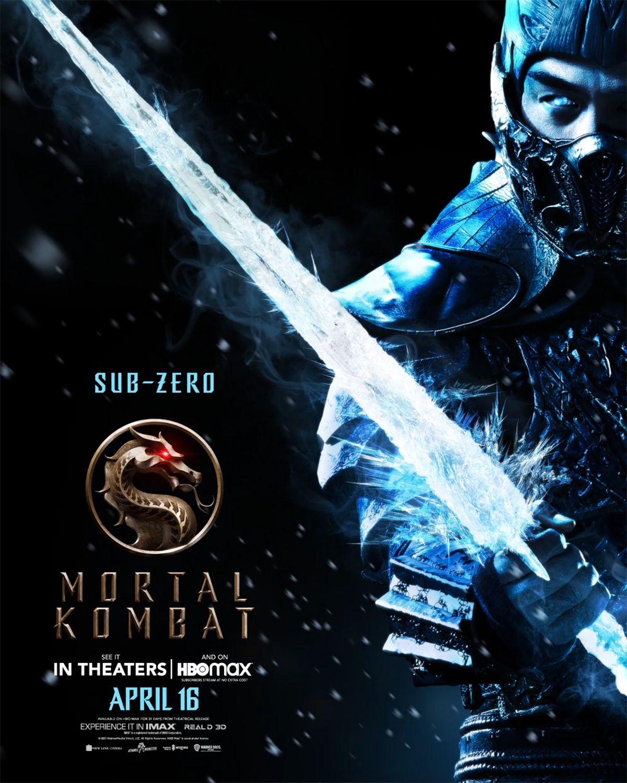 Resultado de imagen para mortal kombat 2021 poster