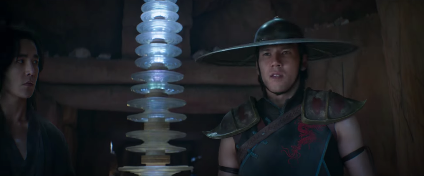 Mortal Kombat's Ludi Lin and Max Huang on Fatalities, Friendships, and More
