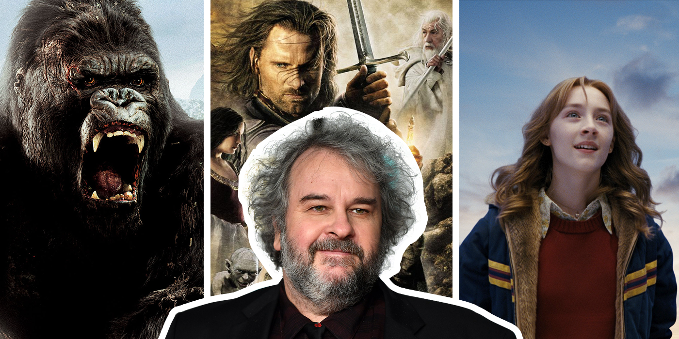 Every Peter Jackson Movie Ranked, from 'Meet the Feebles' to Middle-earth