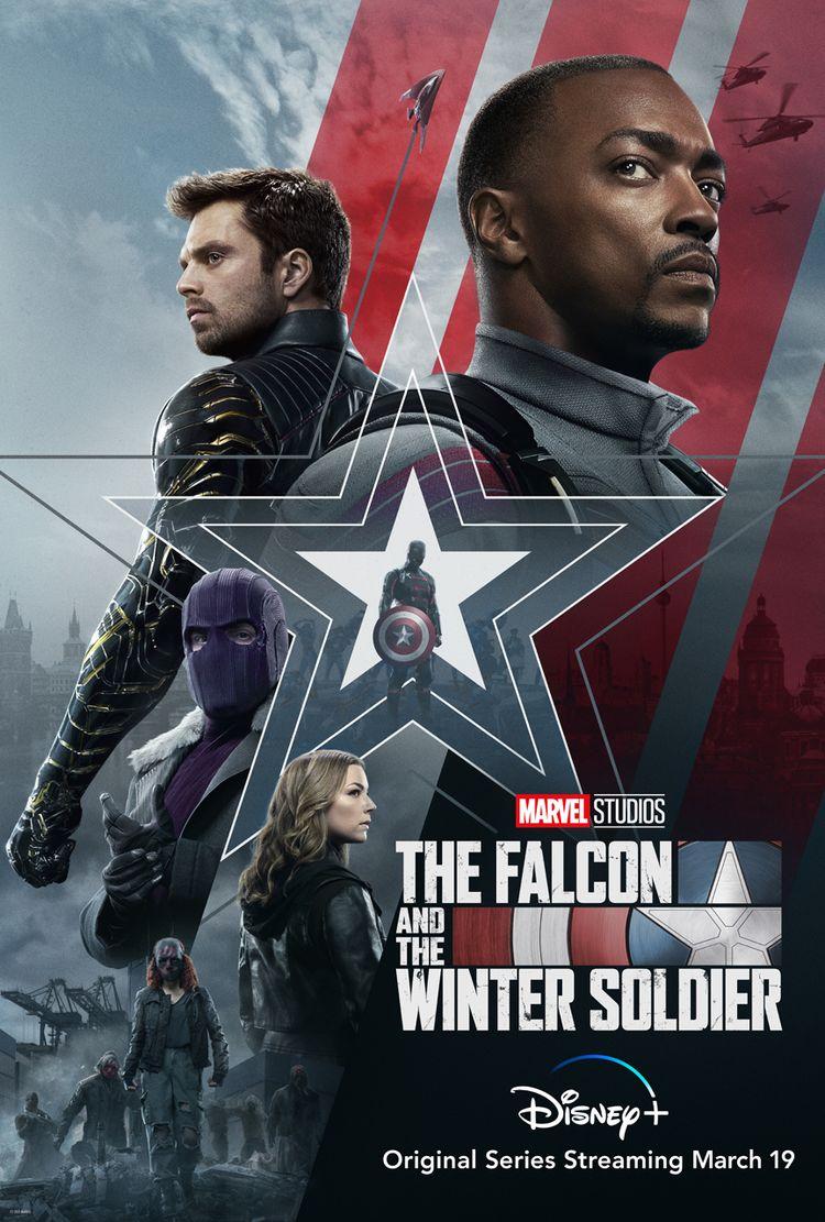 Вышел новый трейлер сериала «Сокол и Зимний солдат»