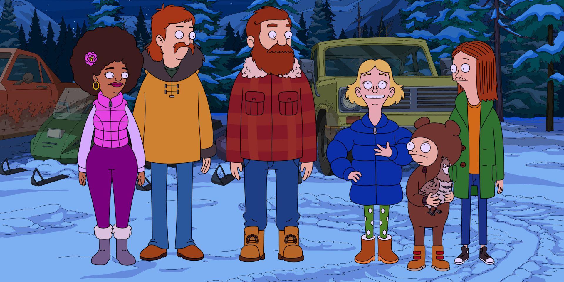 Crítica de 'The Great North': É engraçado e encantador dá conta do recado 1