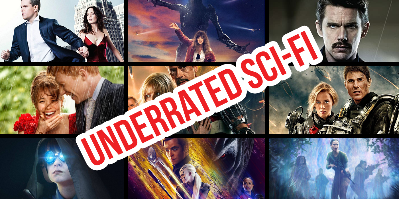 The 15 Most Underrated Sci-Fi Movies of the Last Decade
