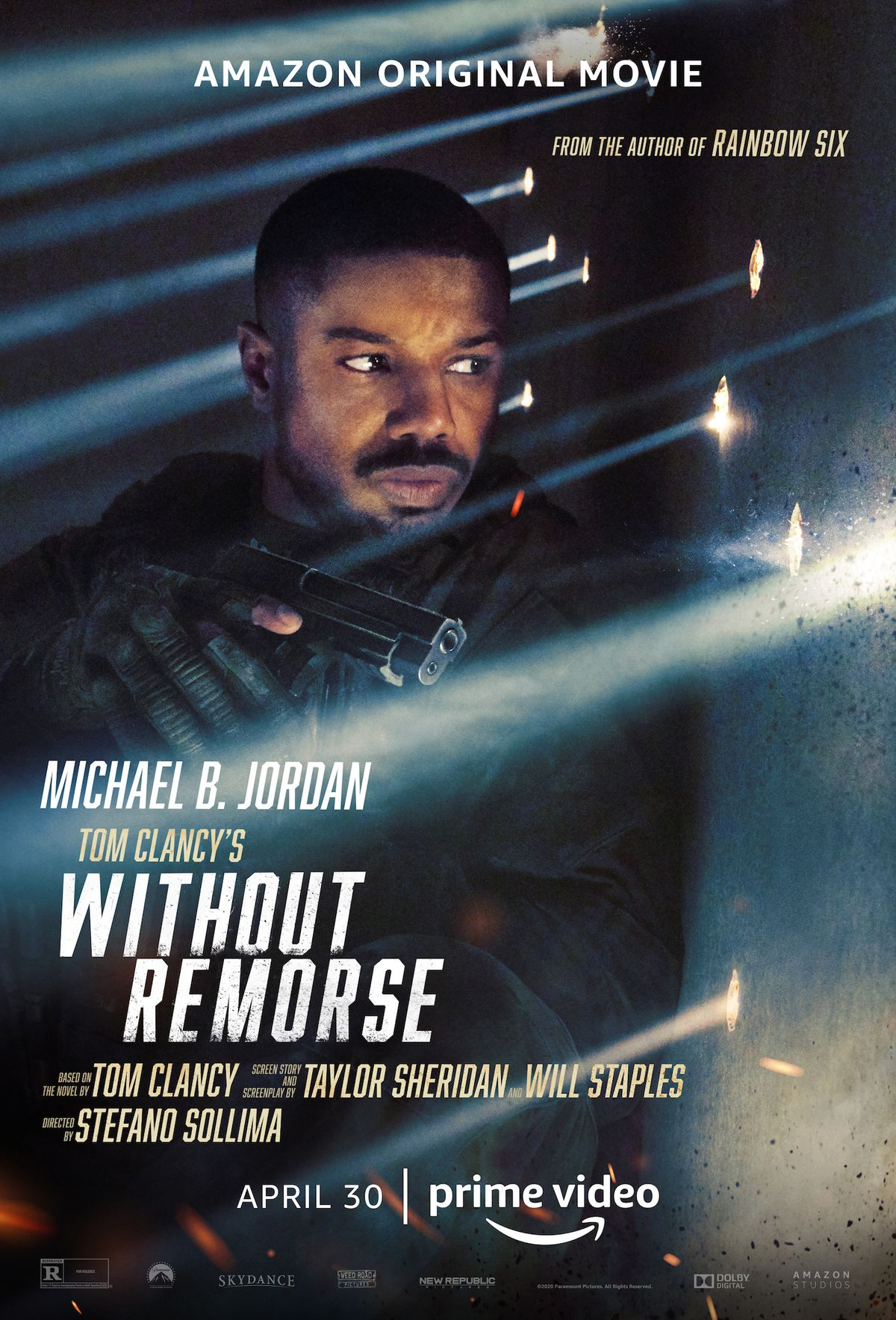Without Remorse Trailer Reveals Michael B. Jordan in a Tom Clancy Thriller