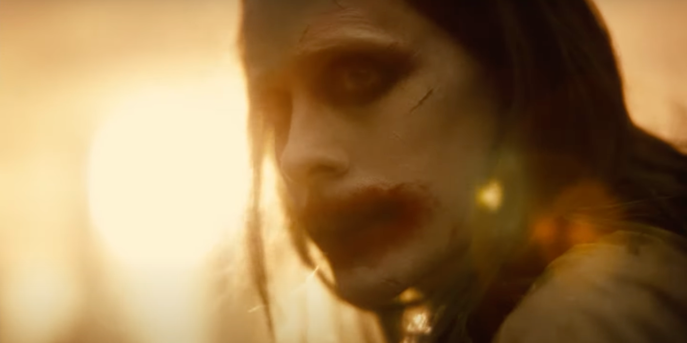 Jared Leto's Justice League Snyder Cut Trailer Reaction Is ...