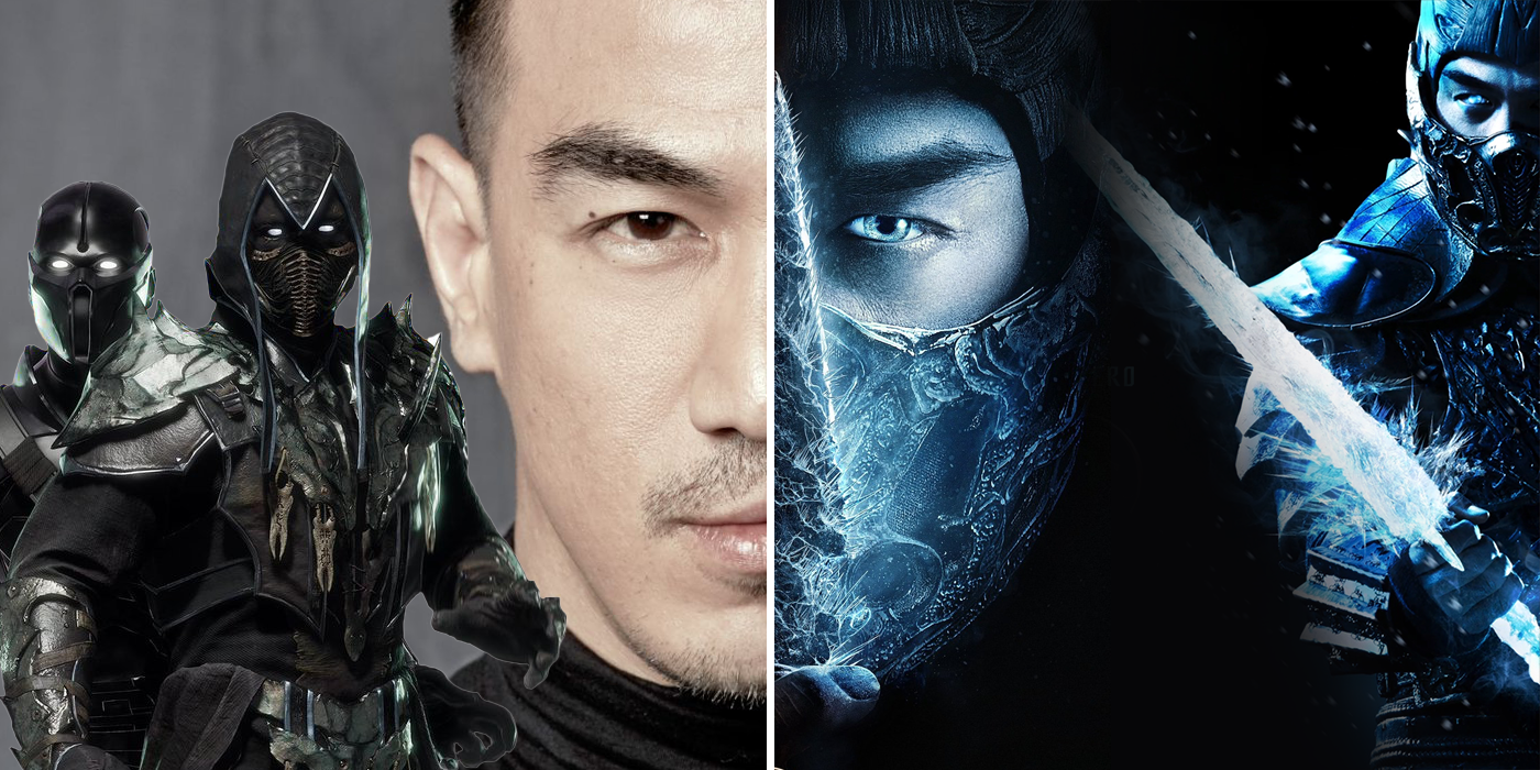 Mortal Kombat Movie Will Noob Saibot Appear As Well As Sub Zero