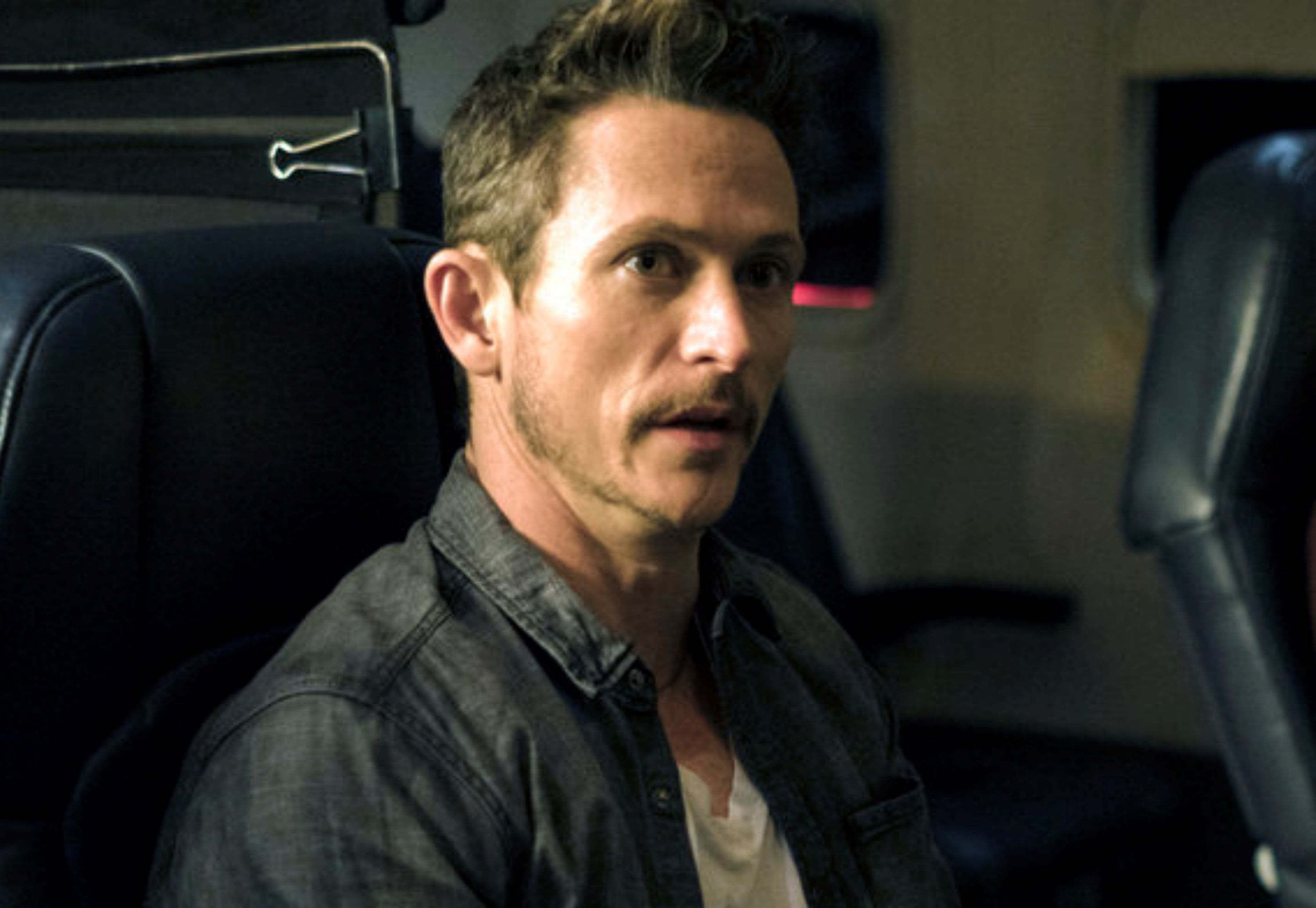 Jonathan Tucker Explains Why He Wanted to Star in NBC's Debris