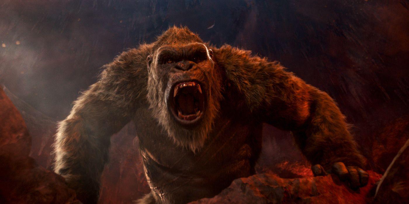 Godzilla vs. Kong: New Images Highlight Massive Battle and Stars