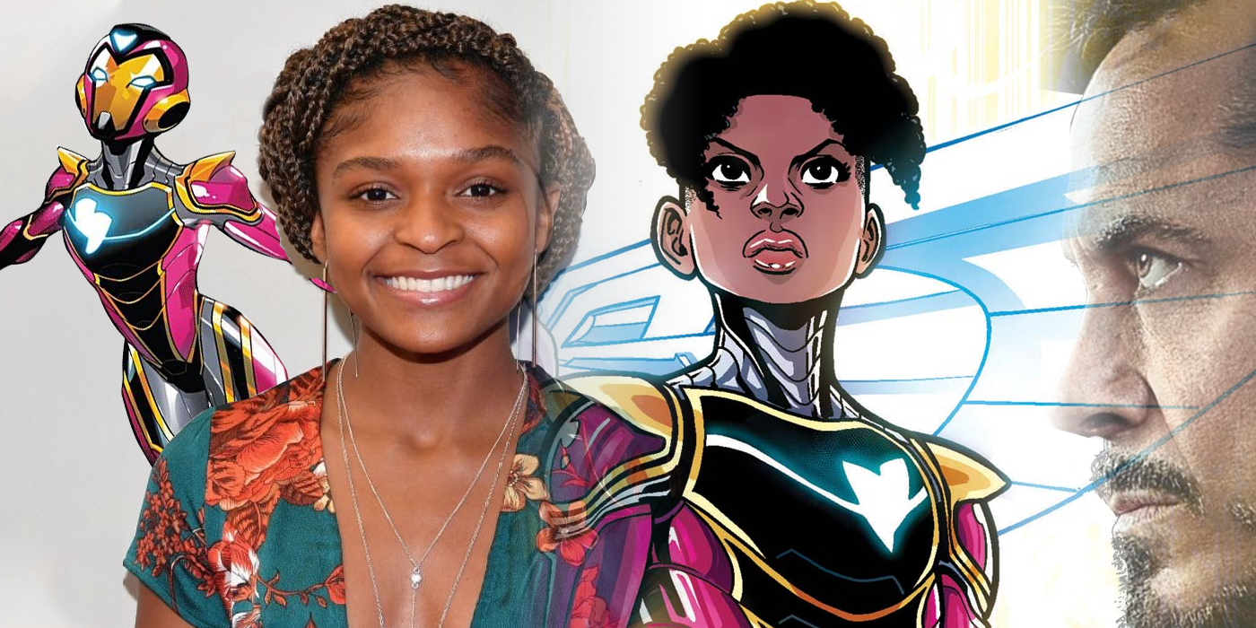 Ironheart Star Explains How She Joined the MCU Without an Audition