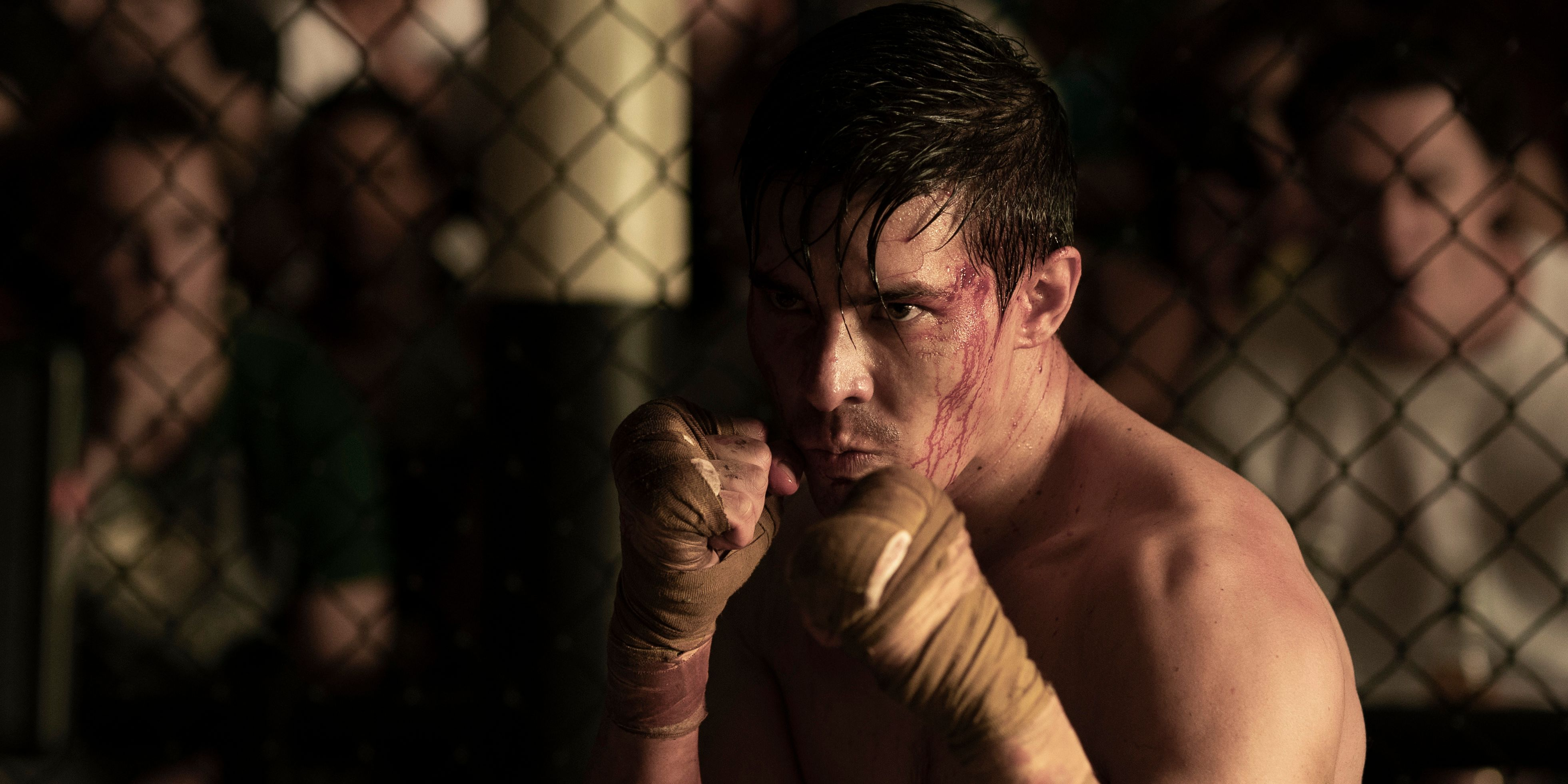 Mortal Kombat Star Lewis Tan on Fight Scenes, Cole Young & More