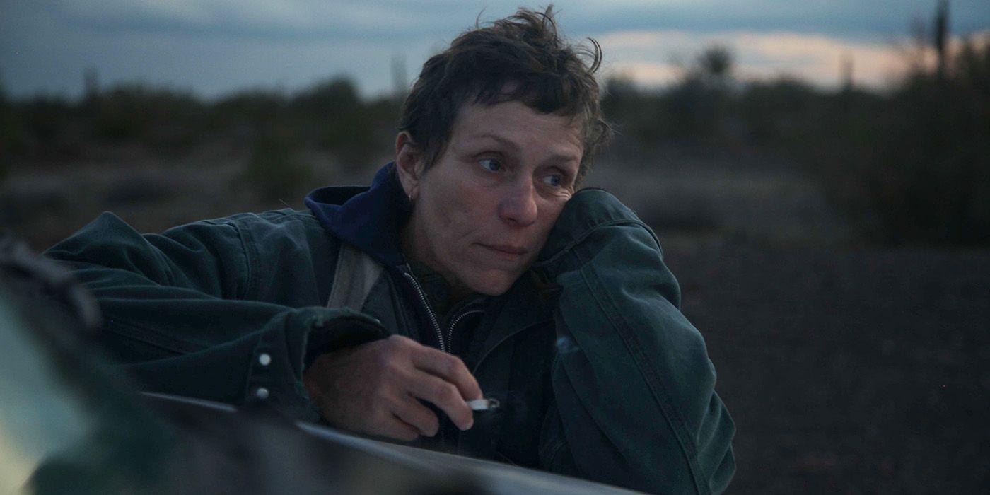 Nomadland Documentary Reveals the Making of Chloe Zhao's Oscar Frontrunner