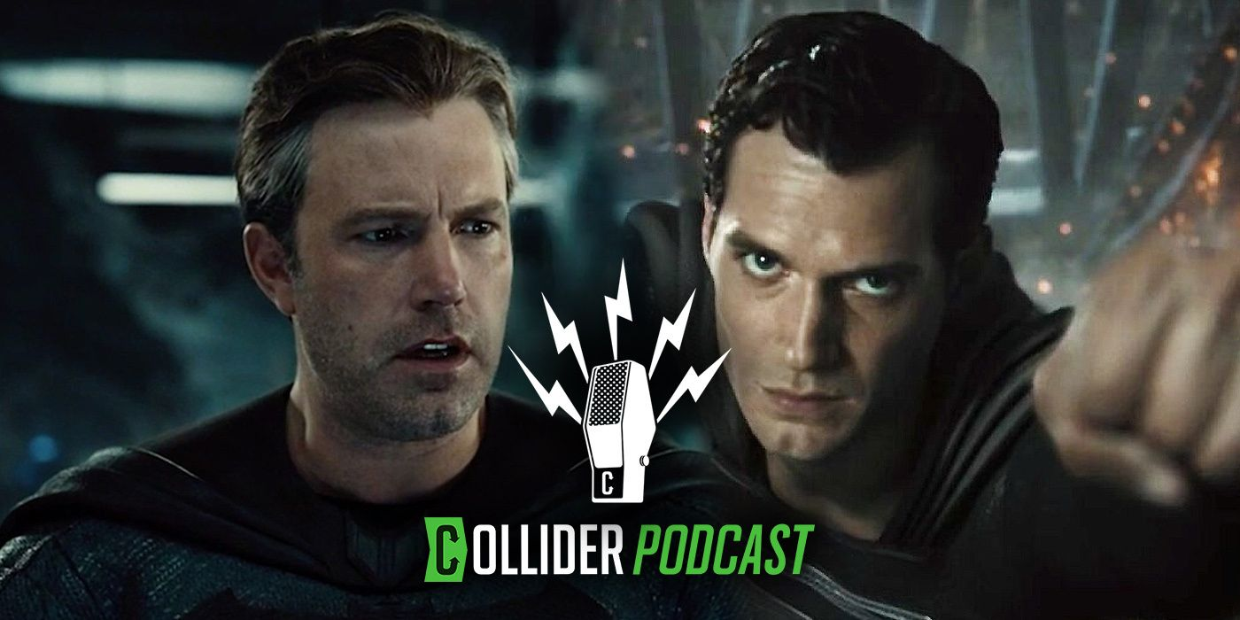The Collider Podcast, Ep. 306 – Two Very Different Opinions on 'Zack Snyder's Justice League'
