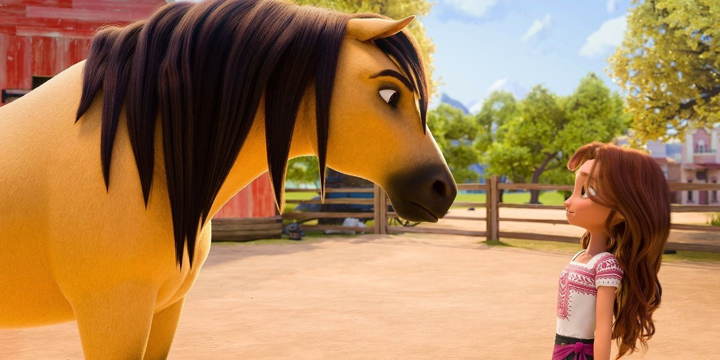 Spirit Untamed's First Trailer Introduces Jake Gyllenhaal and Julianne  Moore to Horse Adventure