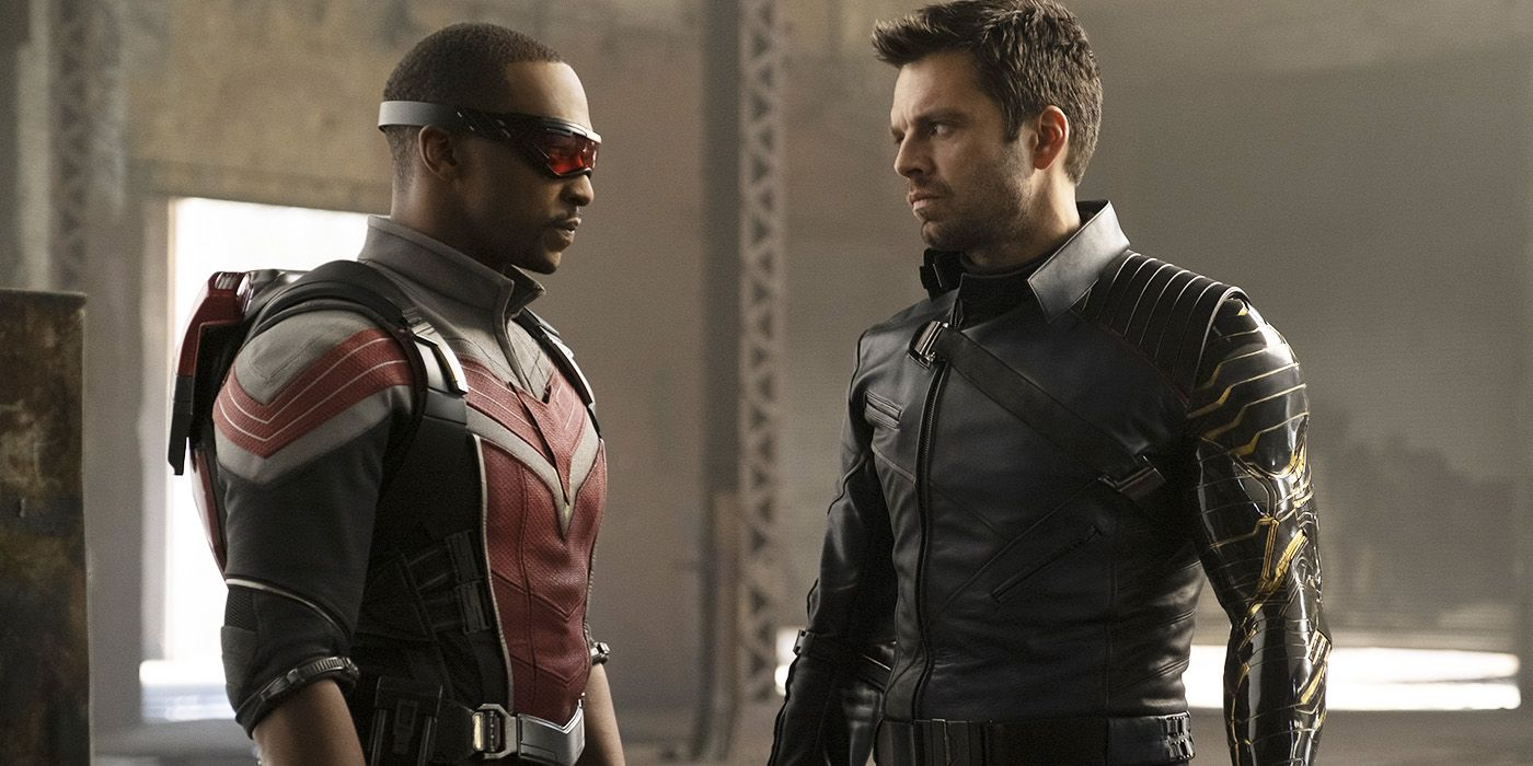 First Reactions to 'Falcon and the Winter Soldier' Tease a More Traditional, Act