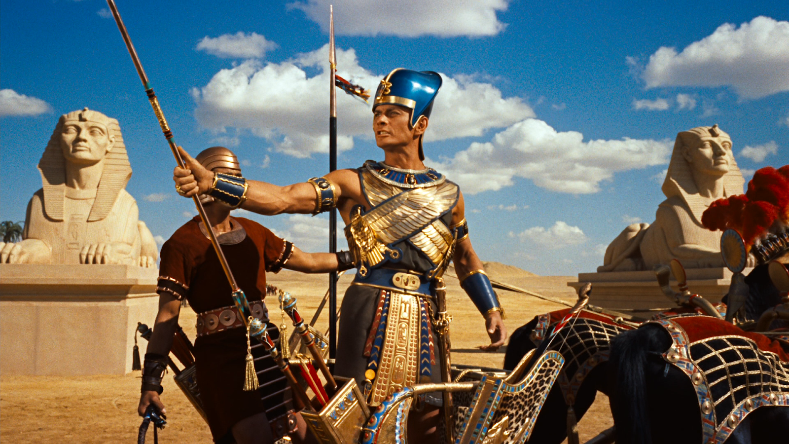 The Ten Commandments 4K Review: The Definition of Epic