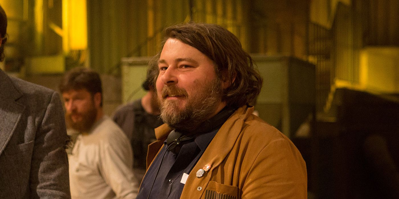 Ben Wheatley about his horror film inspired by the pandemic and The Meg 2