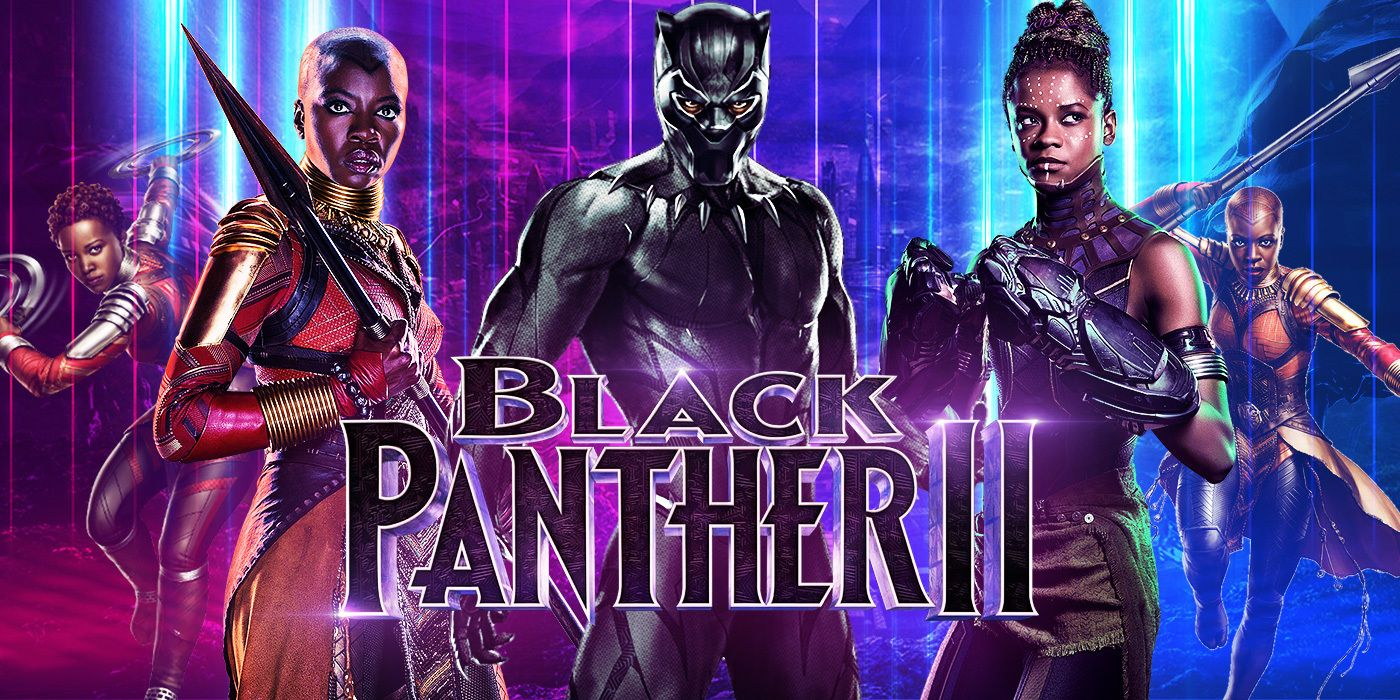 Black Panther 2 Title Revealed By Marvel