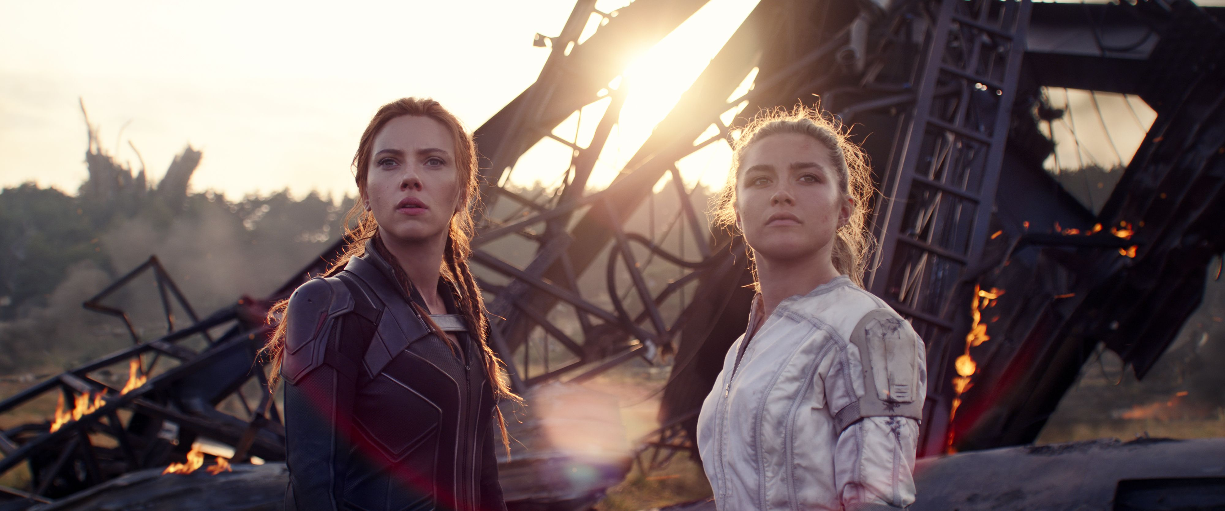 Black Widow ScreenX Poster Is an Immersive Look Into Natasha's Classified Past