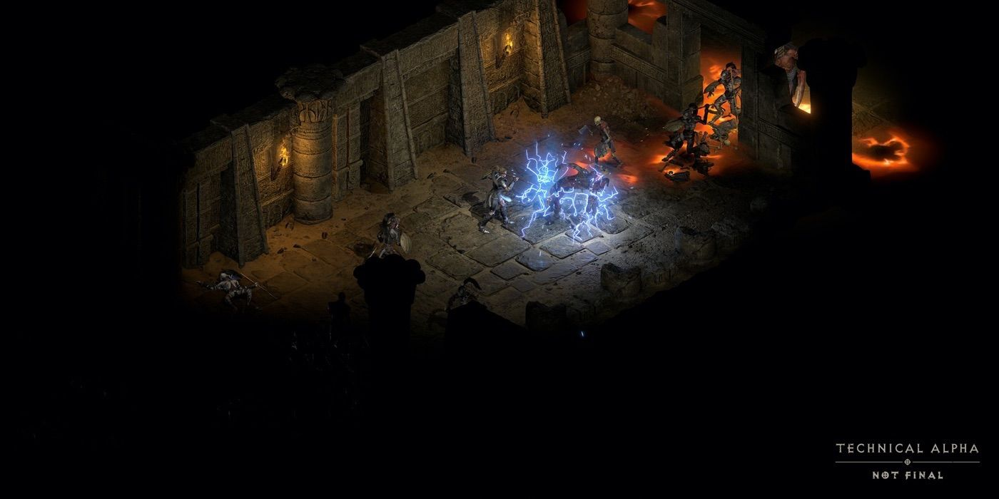'Diablo II: Resurrected' versão Alfa chegando neste fim de seman com funcionalidades limitadas 1