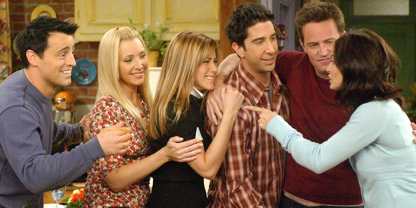 'Friends' Reunion Special Taping Next Week, Debut on HBO Max to Follow