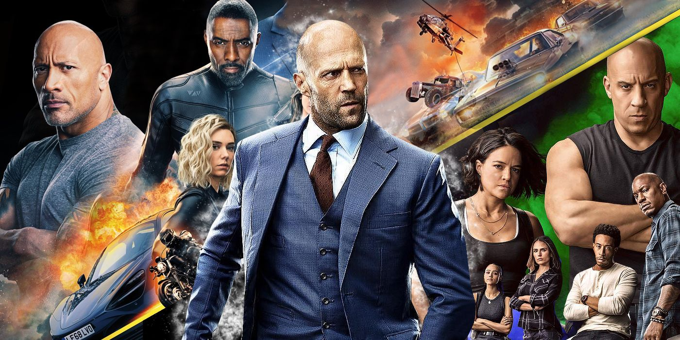 Jason Statham on Hobbs and Shaw 2, Fast and Furious Franchise Involvement