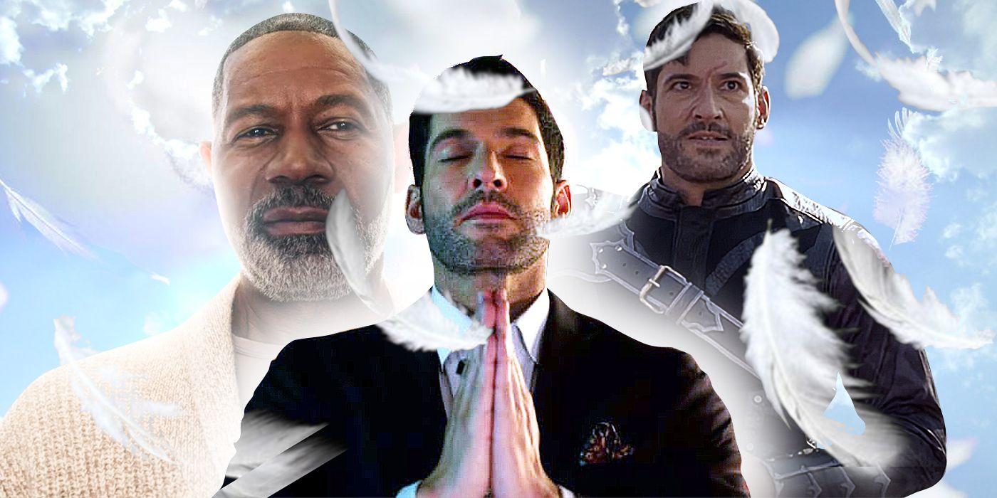 Lucifer' Season 5B Trailer Reveals a Whole Lot of Daddy Issues - TechiAzi
