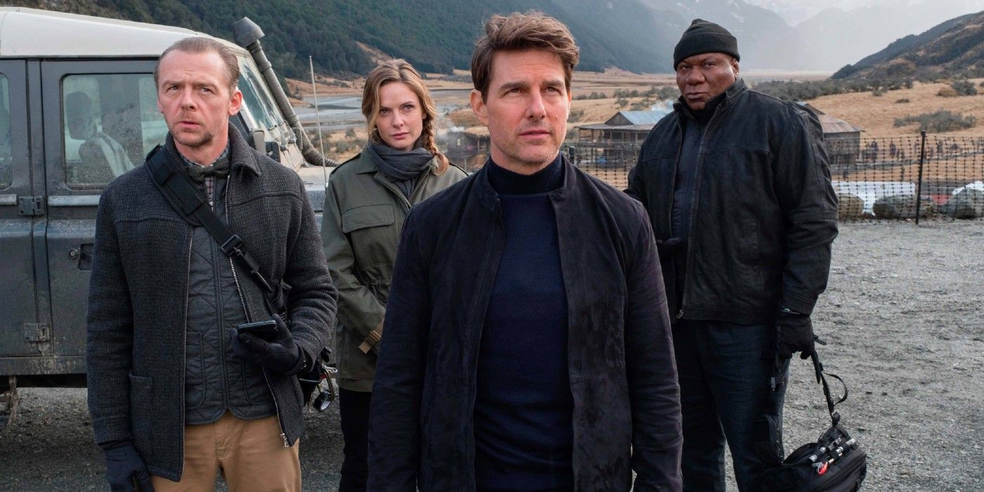 Mission: Impossible 7 Positive COVID Test on Set has Halted Filming