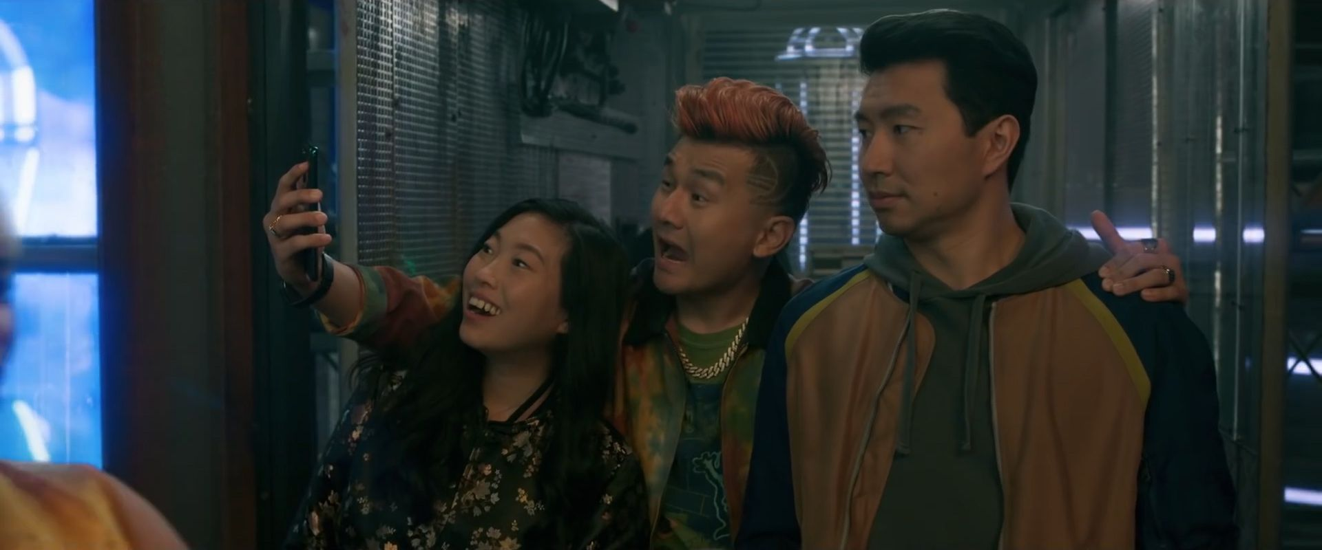 Shang-Chi Movie Images Show Simu Liu as the MCU's Next Superhero