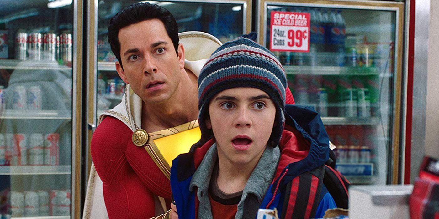 "'Shazam! 2' Director David F. Sandberg ""Leaks"" Hilarious Last Page of the Script"