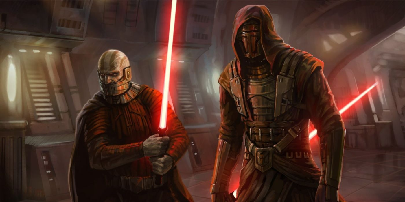 Knights of the Old Republic Remake May Happen After All