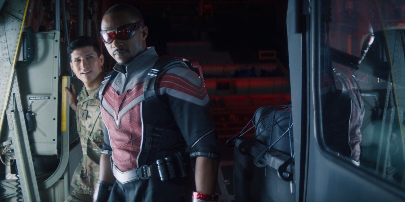 Danny Ramirez on Playing Joaquin Torres in Falcon and the Winter Soldier