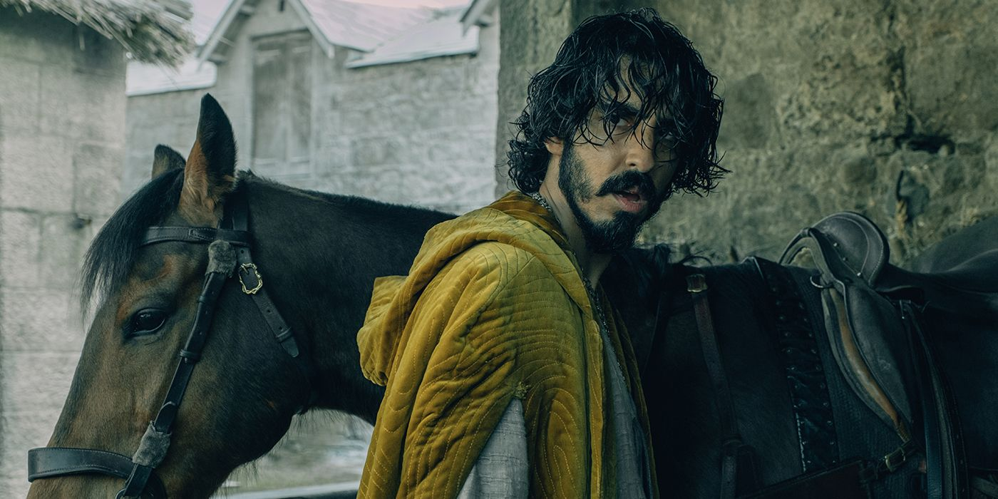 'The Green Knight's New Character Posters for Dev Patel's Sir Gawain