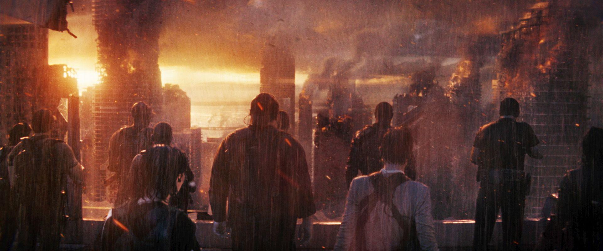 The Tomorrow War Trailer Reveals Chris Pratt Time-Traveling Sci-Fi Film