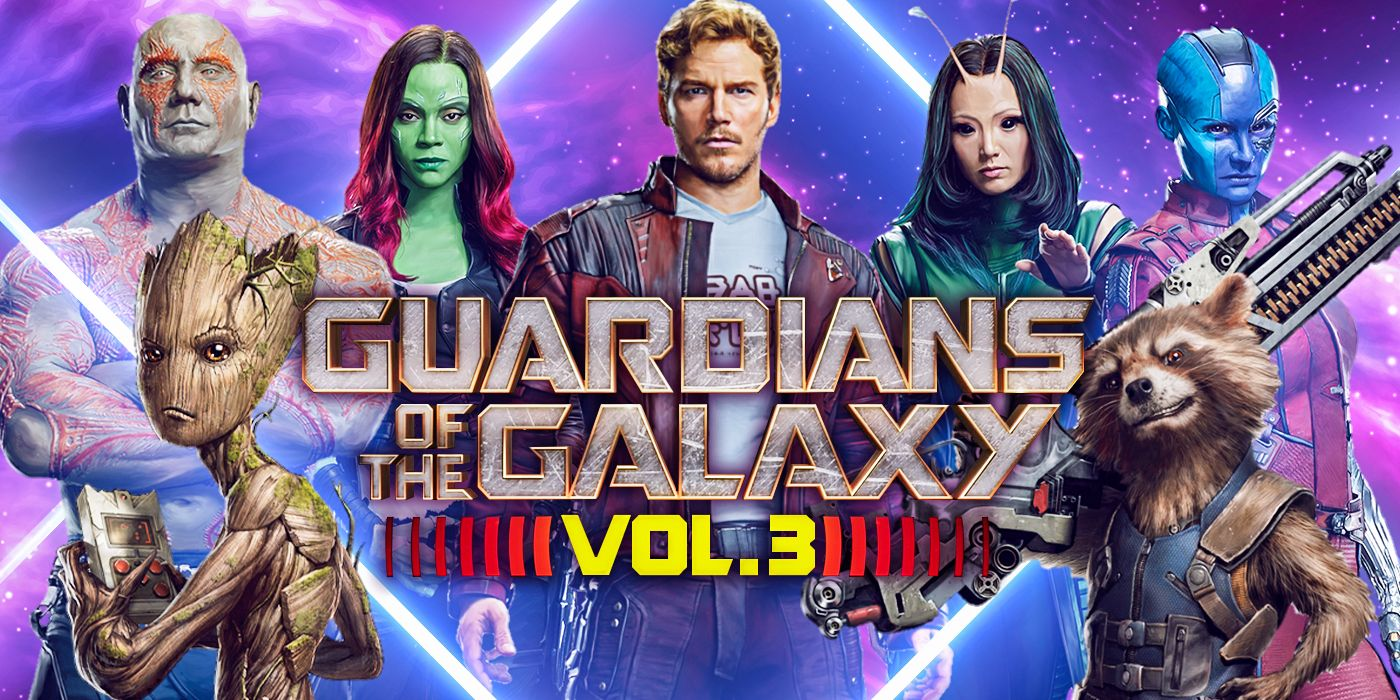 Guardians of the Galaxy 3 Release Date Revealed by Marvel