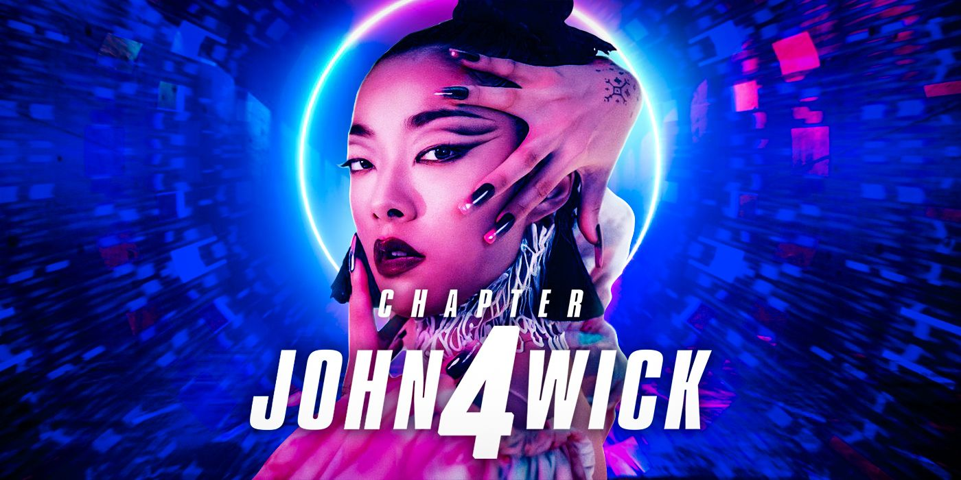 John Wick Chapter 4 Adds Rina Sawayama To Cast