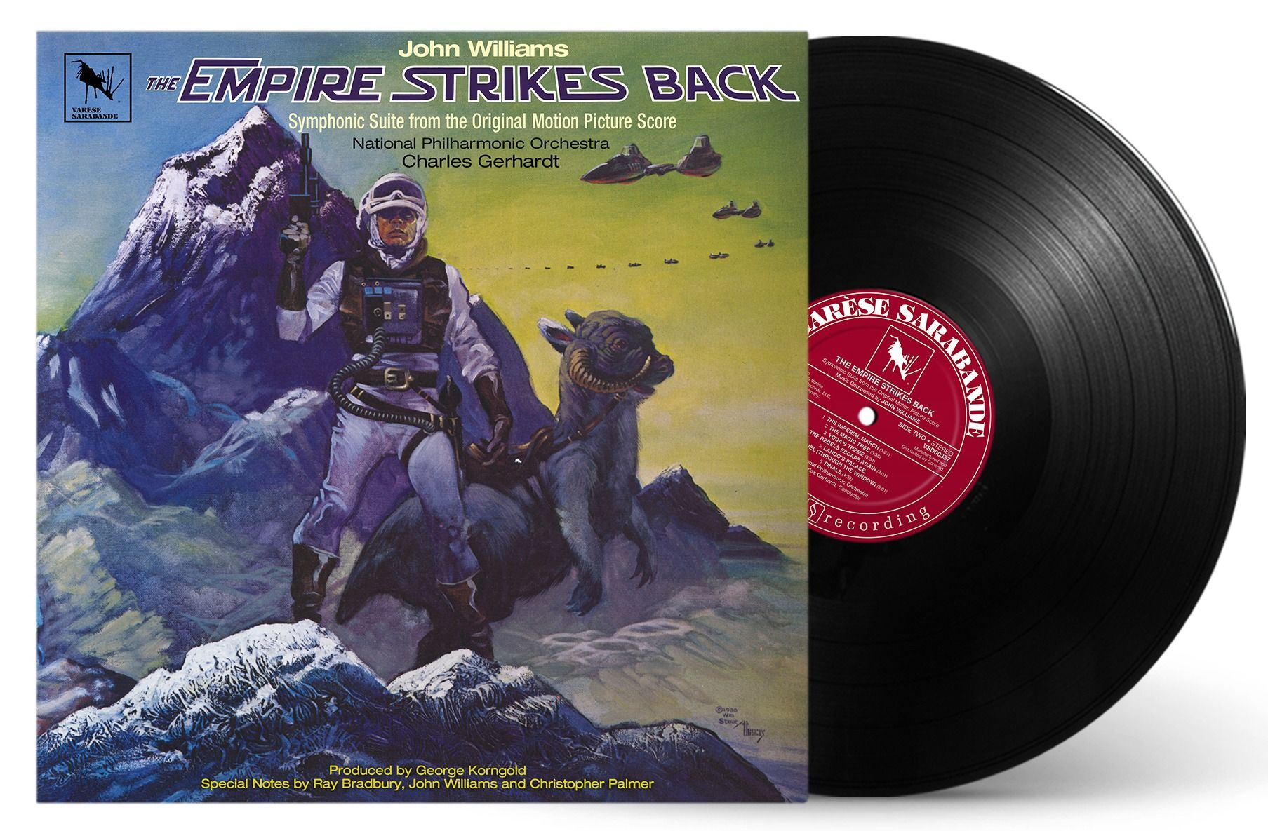 The Empire Strikes Back Original LP Is Being Re-Released This Summer