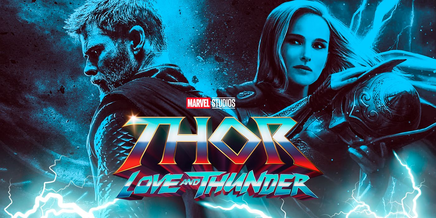 Thor Love and Thunder Teams Background