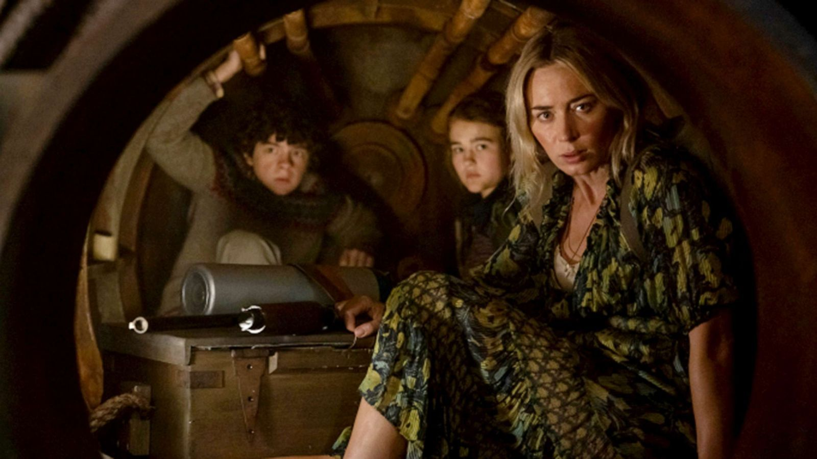 A Quiet Place Part II Off to Loud Friday Box Office Start